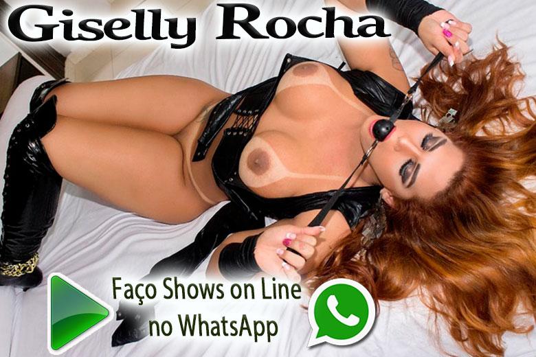 Model Hooker Rocha